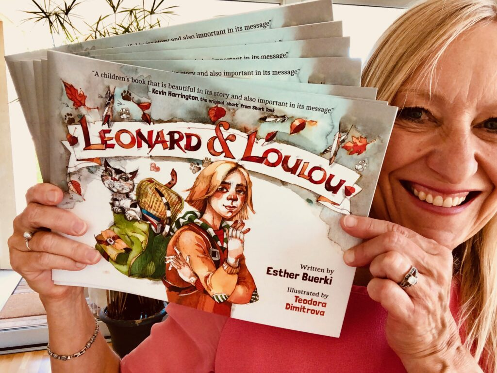 Leonardandloulou by Esther Buerki ebook_swissmadestory.ch